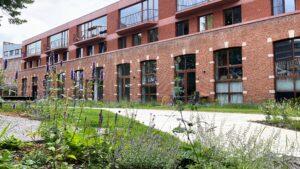 Cohousing Botanico tuinkant