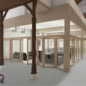 Cohousing Tuin van Padua Gentbrugge gemeenschappelijke ruimte