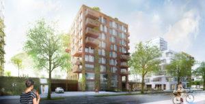 Cohousing Rinkkaai woningen