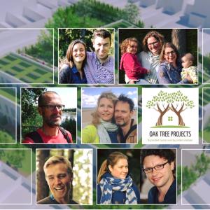 De kerngroep van Cohousing Deurne