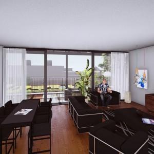 Cohousing InDruk in Borgerhout woning