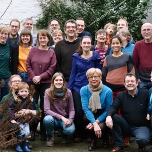 Cohousing Borgerhout InDruk groepsfoto