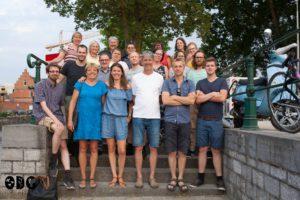 Cohousing Gecco in gentbrugge groepsfoto