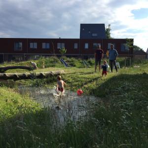 cohousing Oostakker kerselaar kids 1