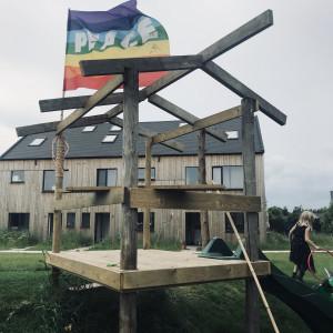 Cohousing Drongen Nieuwe Wee kids