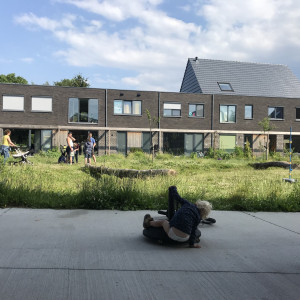 cohousing Oostakker kerselaar kids