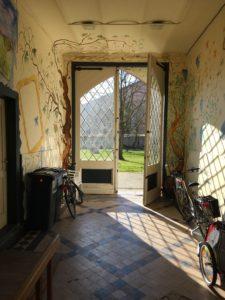 Cohousing De Kluis in Lier ingang