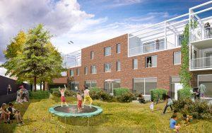 Cohousing Antwerpen Edegem Minerve