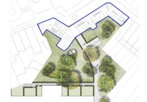Cohousing De Kluis in Lier overzicht woningen