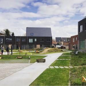 Cohousing Kerselaar in Oostakker buiten ruimte