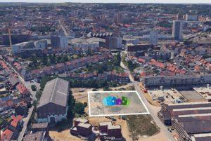 Cohousing 't Wisselspoor in Kessel-Lo waar komt het project