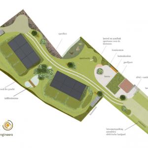 Cohousing de nieuwe wee in drongen grondplan