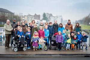Cohousing Wijg & Co in Leuven groep