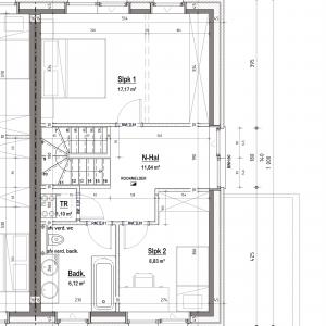 Cohousing Kerselaar in Oostakker plan woning