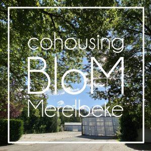 cohousing Merelbeke Gent Blom